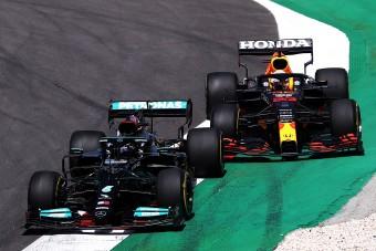 F1: Hamilton lenyomta Verstappent Portugáliában