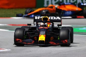 F1: Visszavágott Verstappen az időmérő előtt