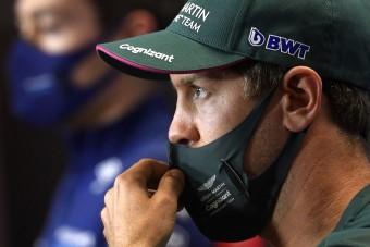 F1: Vettel nem maradt adós, üzent a Ferrarinak