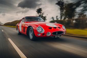 Csak egy készült az új Ferrariból, de nem Olaszországban