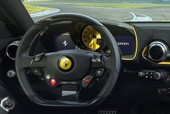 Ferrari 812 Competizione műszaki adatok