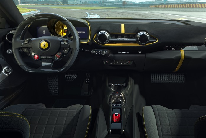 The V12 Ferrari 7 became more perfect in every detail