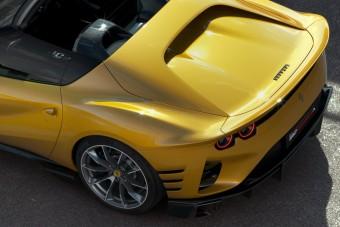Minden részletében tökéletesebb lett a V12-es Ferrari