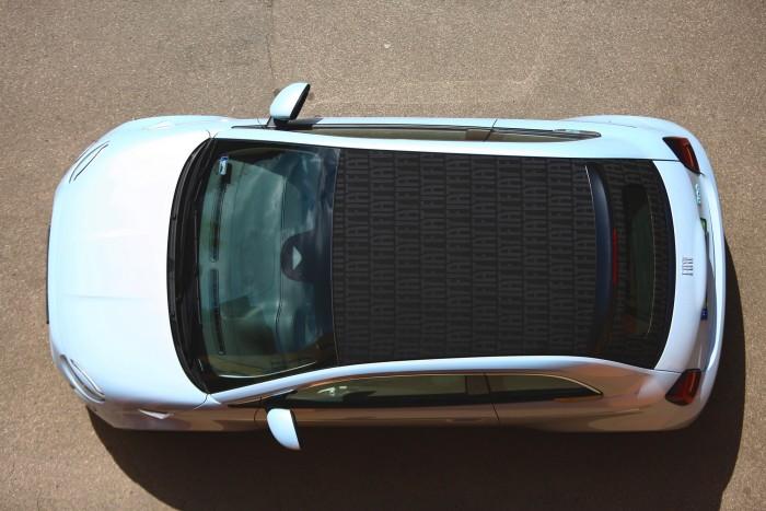 Cukorfalat újratöltve – Fiat 500e 3