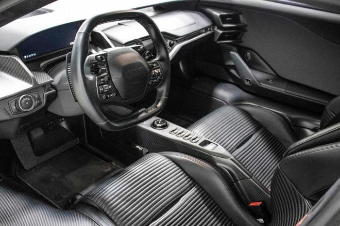 El precio de este Ford GT se acerca al millón de dólares 2