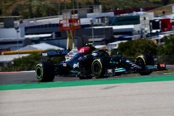 F1: Bottas kifecsegte a Mercedes taktikáját