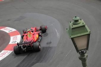 F1: Nagy lehetőséget mulasztott el a Ferrari-pilóta