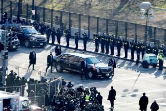Szívátültetésen eshet át az elnöki limuzin