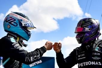 F1: Bottas nem elég gyenge ahhoz, hogy kirúgják