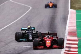 F1: Ennek most örülhet a Ferrari