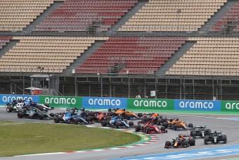 F1: Megduplázhatják a sprintfutamok számát