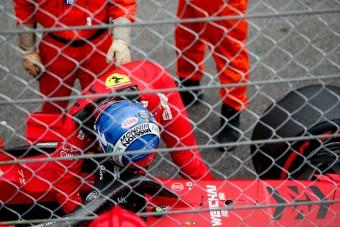 F1: Aggódik Leclerc, veszélyben érzi a pole-ját