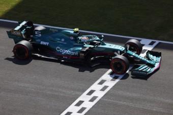 F1: Tovább veri az asztalt Vettel főnöke