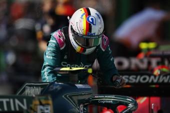 F1: Vettel még mindig nem elégedett