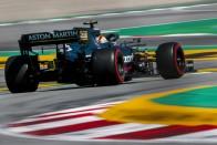 F1: A fejlesztés ellenére visszaestek Vettelék 2