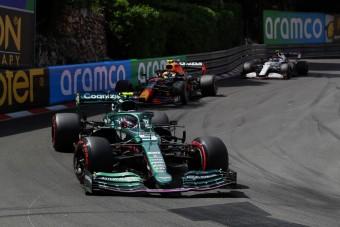 F1: Vettelnek erre volt szüksége