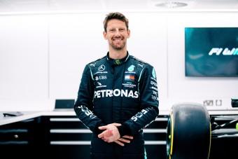 F1: Tovább csúszik Grosjean nagy visszatérése