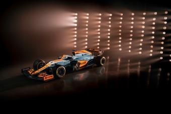 F1: Rendkívüli változást jelentett be a McLaren