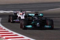 F1: Hamilton nem viselkedhet így a Mercedesszel 1