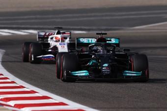 F1: A Merci-főnök megmutatta, ki parancsol
