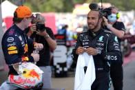 F1: Hamilton Verstappen mögött is tanult 2