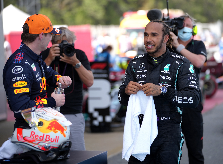 F1: Hamilton nyerte a taktikai háborút Verstappen ellen 3