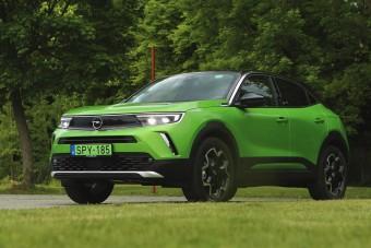 Ezzel az autóval visszavághat az Opel