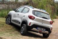 Fillérekből szervizelhető a Dacia Spring 1
