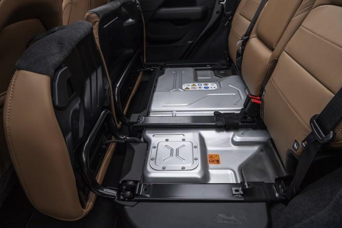 Todo lo que puedes saber sobre el Jeep Wrangler 3 híbrido