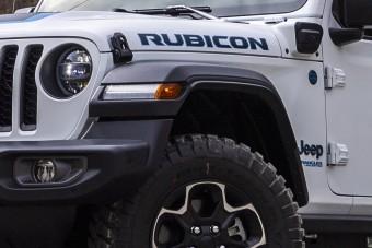 Minden, amit a hibrid Jeep Wranglerről tudni lehet