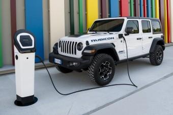 Így mozog a legerősebb Jeep Wrangler