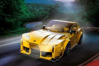 Ezeket a LEGO autókat fogod összepakolni nyáron