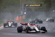F1: Nem kapja vissza pontjait Räikkönen 1