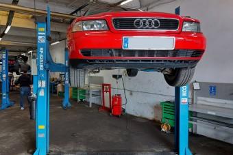 Japán autók tanulhatnak ettől az Auditól