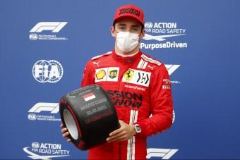 F1: Megvédték Leclerc-t a riválisok