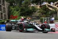 F1: Helyretették az óvni akaró Mercedest 2