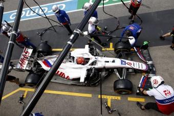 F1: Cáfolják, hogy Mazepiné lesz a Haas