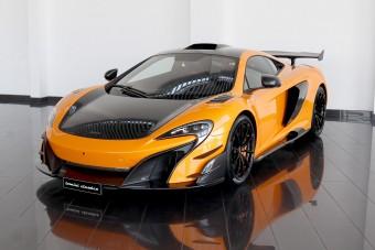 Ritkaságszámba menő McLarent hirdettek meg