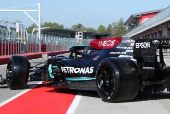 F1: Nincs pénze a tesztre a Mercedesnek