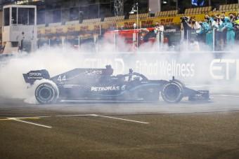 F1: Kevesebbe került a Mercedes bajnoki címe