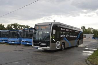 Több mint száz új villanybusz állhat forgalomba itthon