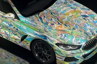 Mesterséges intelligencia pingálta ki ezeket az autókat