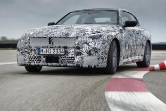 Megújul a BMW legkisebb kupéja