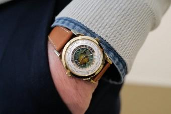 Döbbenetes áron vettek meg egy ritka órát