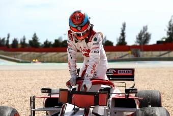 F1: Saját fia égette le Räikkönent