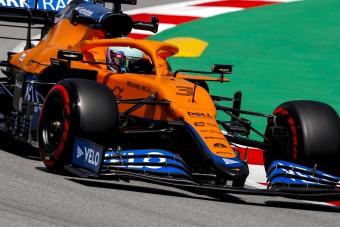F1: Bántottak egy kisfiút, a McLaren segített rajta