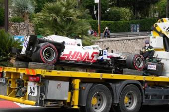 F1: Drága leckét kapott Schumacher