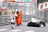 F1: Drága leckét kapott Schumacher 1