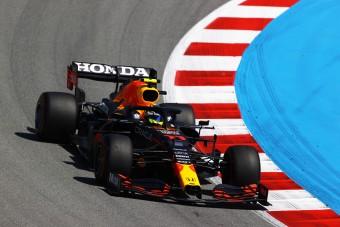F1: Kudarcot vallott Pérez, ez az oka