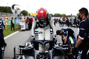 """F1: """"Buta hiba volt, haragszom magamra"""""""
